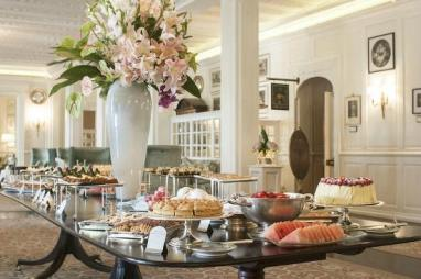Mount Nelson, High Tea